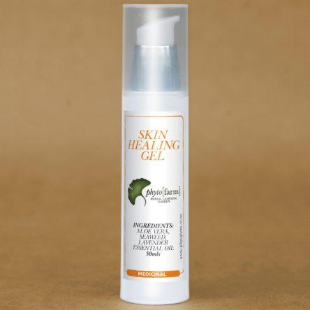 skin healing gel